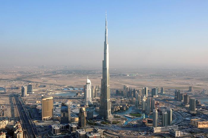 Dubaï Burj Khalifa