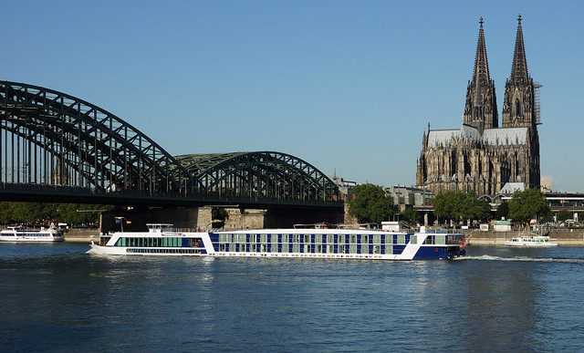 Visite de Cologne à bord d'un bateau d'AmaWaterways.